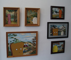 Mr Toast Art Show