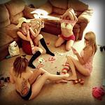 Day 284 Strip Poker