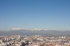 A view of ljubljana