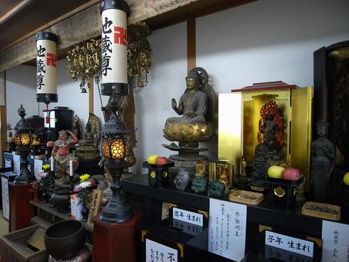 安倍文殊院(本堂)-11