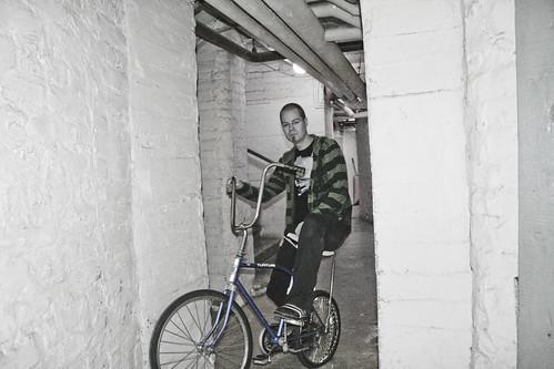 Kovis & pyörä