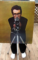This Years Model (ricko) Tags: camera album tripod vinyl lp record elviscostello thisyearsmodel recordhead sleeveface hardtogetright bestof45trys
