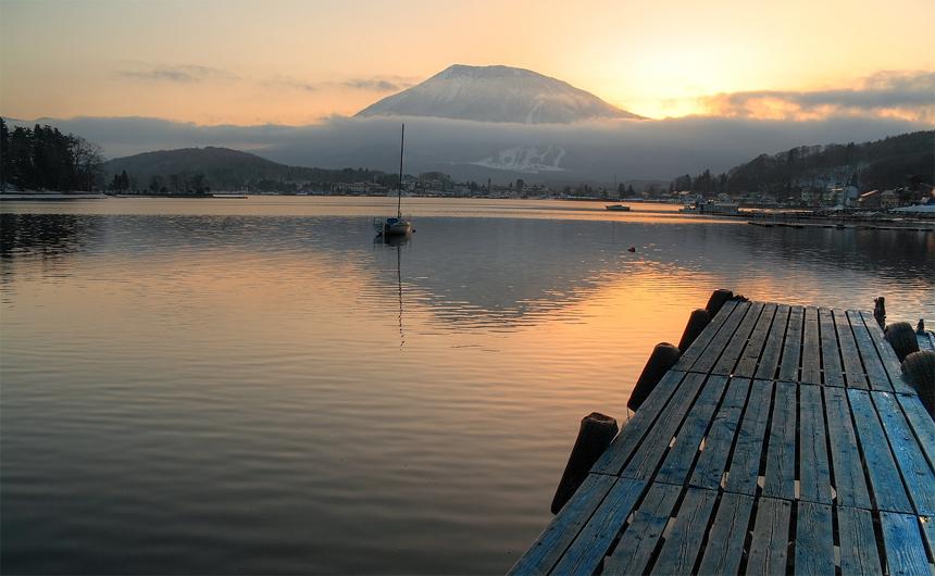 野尻湖 Nojiri