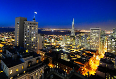 San Francisco view from The Mark Hopkins Hotel (iceman9294) Tags: sanfrancisco chriscoleman transamericabuilding markhopkinshotel d300 mywinners iceman9294 nikond300 onenobhill