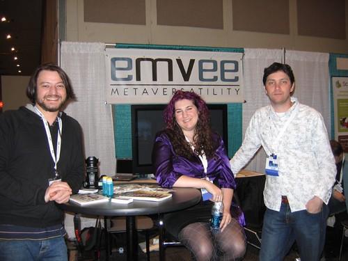 Virtual Worlds 2008 - Metaversatility Booth