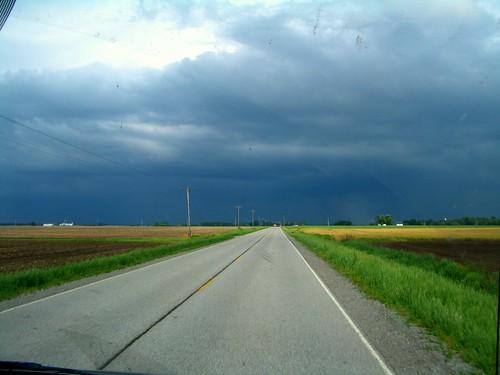 Threatening Skies