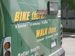 Kansas City Bike There-Walk There Bus