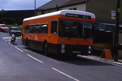 GMT 1697 TWH697T (Zippy's Revenge) Tags: bridge bus manchester conversion accident low transport deck single greater northern leyland fleetline counties wargrave gmbuses ncme fe30agr twh697t