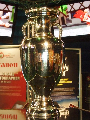 UEFA trophy