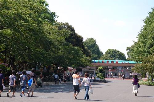 印象 上野動物園