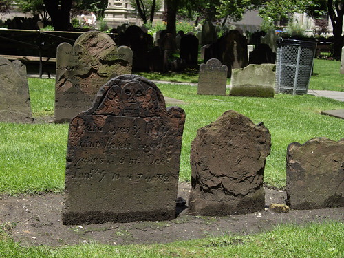 St. Paul's Chapel Cemetery