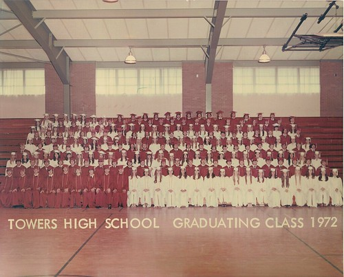 Towers High School 1972