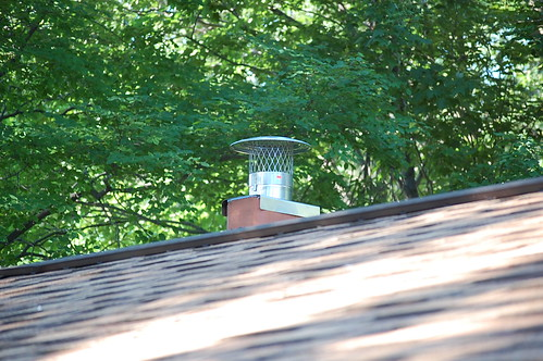 chimney cap roofline moneypit compliance homeownership buildingcode