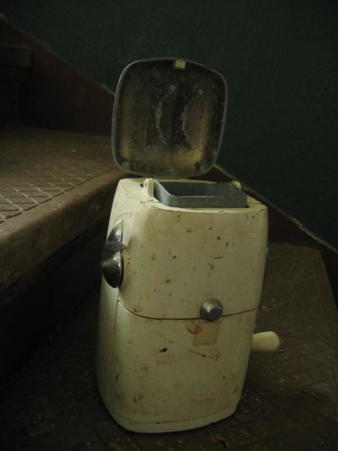 Vintage Ice-o-matic crusher