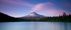 Trillium Lake - 2008 (Jesse Estes) Tags: oregon lightroom trilliumlake sigma1020 jesseestes