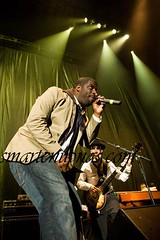 Rhymefest in concert with jay-z & mark ronson