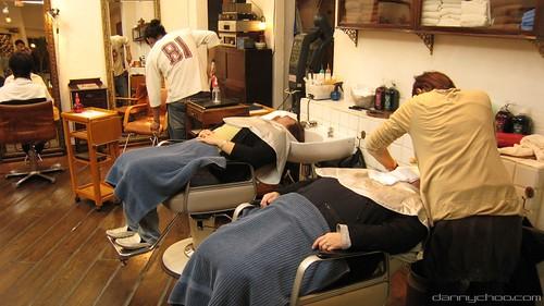 Tokyo Hairdressers