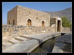 Majid Ya'Ariba in Birka Al-Maouz (digitalazia) Tags: heritage history architecture nikon interior muslim islam culture mosque arab oman masjid omani d80 arabgulf