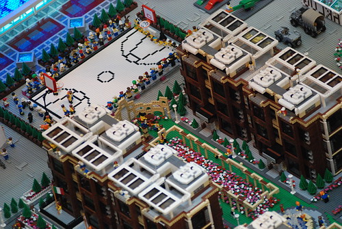 LEGO Sport City by HKLUG