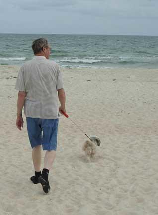 Dad & Leroy