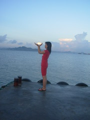 Dam may dieu ky` (THU HANG-83) Tags: long ha bai chay