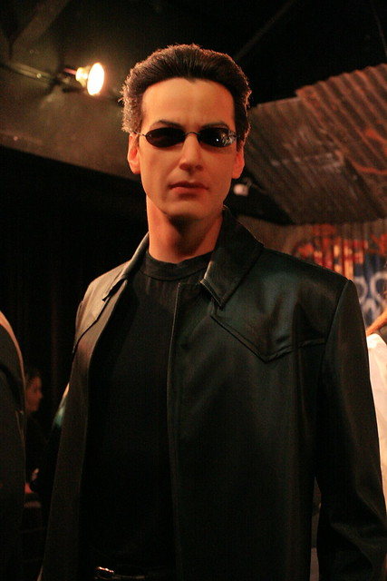 KEANU REEVES (MATRIX) by JunJunTan