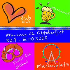 Oktoberfest in München SL
