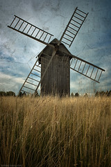 A Landscape with a Windmill