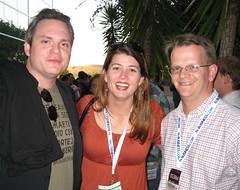 Kevin Ryan, Misty Locke, Kevin Newcomb