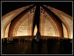 Pakistan Monument 2 (ziad 1) Tags: pakistan history monument architecture night fort dr culture ali resolution lahore mohammad islamabad minarepakistan jinnah iqbal supershot damniwishidtakenthat