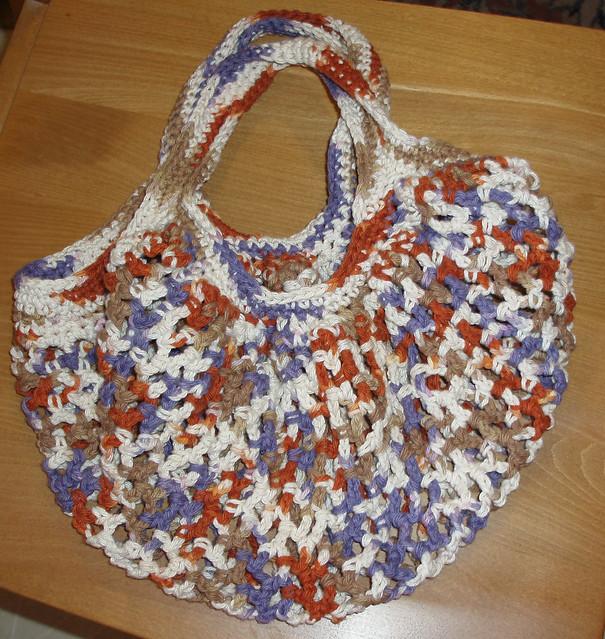 oriental ochre colorway bag