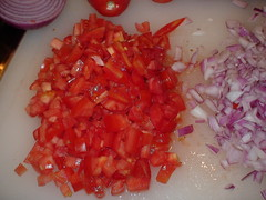 Diced Plum Tomato