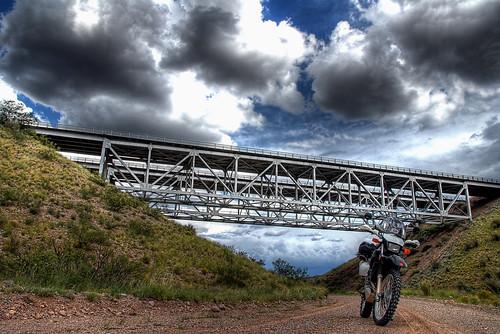 I-25 bridge