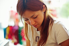 She (moaan) Tags: leica light portrait woman backlight digital 50mm dof bokeh f10 m8 noctilux 2008 lifestudies tude studies sayaka explored leicam8 leicanoctilux50mmf10 bokehwhores gettyimagesjapanq1 gettyimagesjapanq2