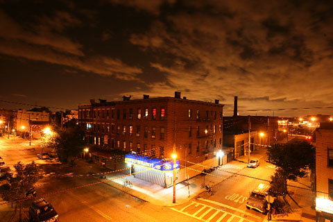 image of Red Hook, Brooklyn, courtesy of Ian Cheney