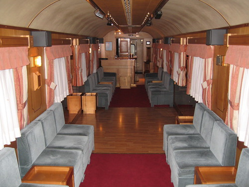 El Transcantabrico - a luxury train in Spain, charter from Train Chartering