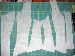 04 Finished Bodice Pattern