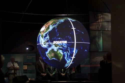 Globe Exhibit
