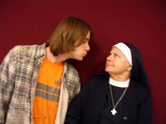 Kissing nuns (arecee) Tags: 30rock