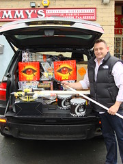 X5 BOOT PACKED WITH JIMMY'S FIREWORKS (EpicFireworks) Tags: fireworks guyfawkes firework pyro 13g epic pyrotechnics ignition singleignition