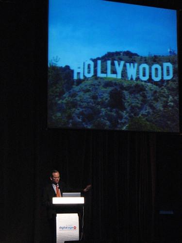 Larry Lessig goes Hollywood, por Capitu no Flickr