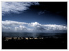 Trancoso, BA. (Jessica Aquino) Tags: brazil praia beach brasil mar natureza céu bahia nuvens paraíso nordeste coqueiros trancoso céuazul paradisíaco