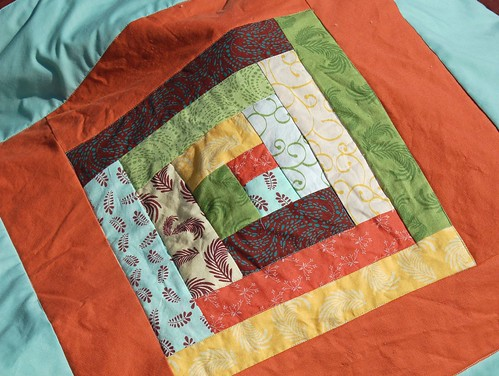 Henry's Quilt Detail