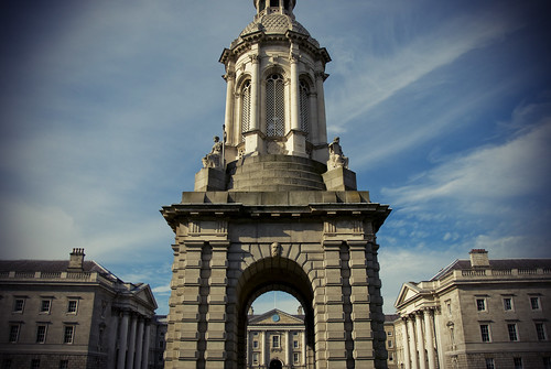 Trinity College Campus by Patrick Theiner, on Flickr