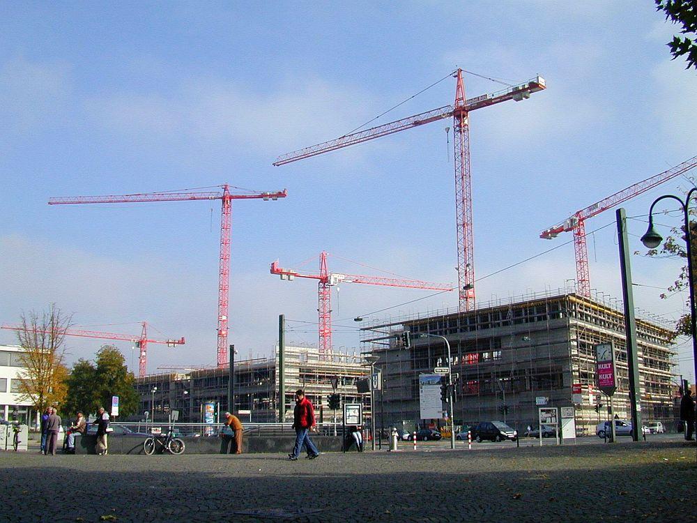 Neues aus Oberbilk und Flingern Süd [Archiv] - Deutsches Architektur ...