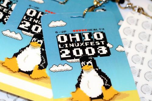 Ohio LinuxFest 2008