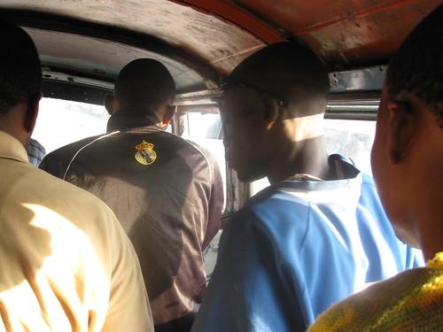 Kinshasa taxi