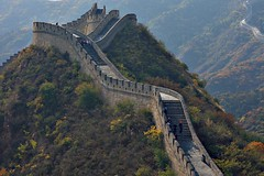 The Great Wall of China (5) (g_heyde) Tags: china greatwallofchina cubism chinesewall chinesischemauer golddragon aplusphoto diamondclassphotographer jalalspagesarchitecturealbum theperfectphotographer worldwidelandscapes damniwishidtakenthat vanagram