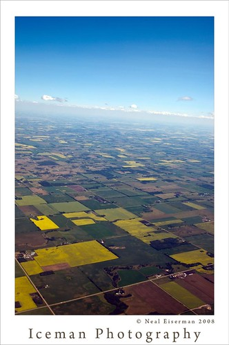 Alberta from the Air