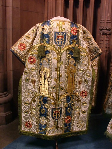 Comper Dalmatic from St Mark's Philadelphia